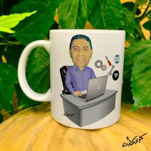 Mug caricature it مج كاريكاتير