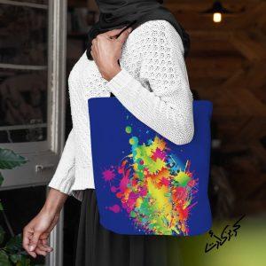 Shoulder bag شنطة كتف اللوان جذابة