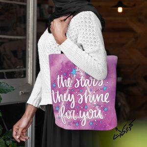 Shoulder bag shine for you شنطة كتف
