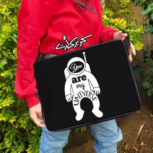 Laptop sleeves spaceman جراب لابتوب
