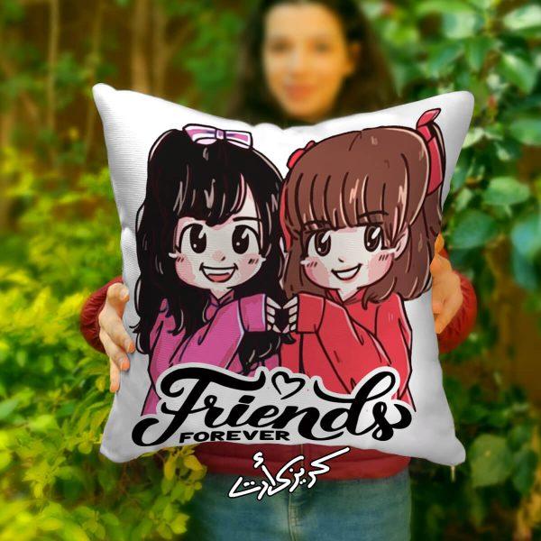 Cushion friends مخدة