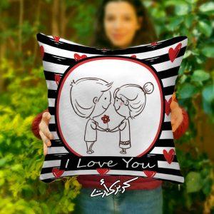 Cushion love you مخدة