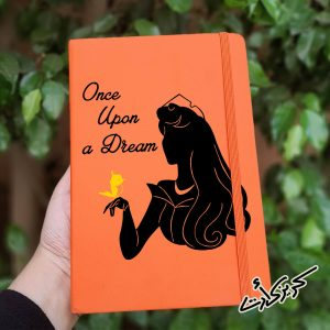 Leather Cover Notebook dream