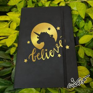 Leather Cover Notebook for ever